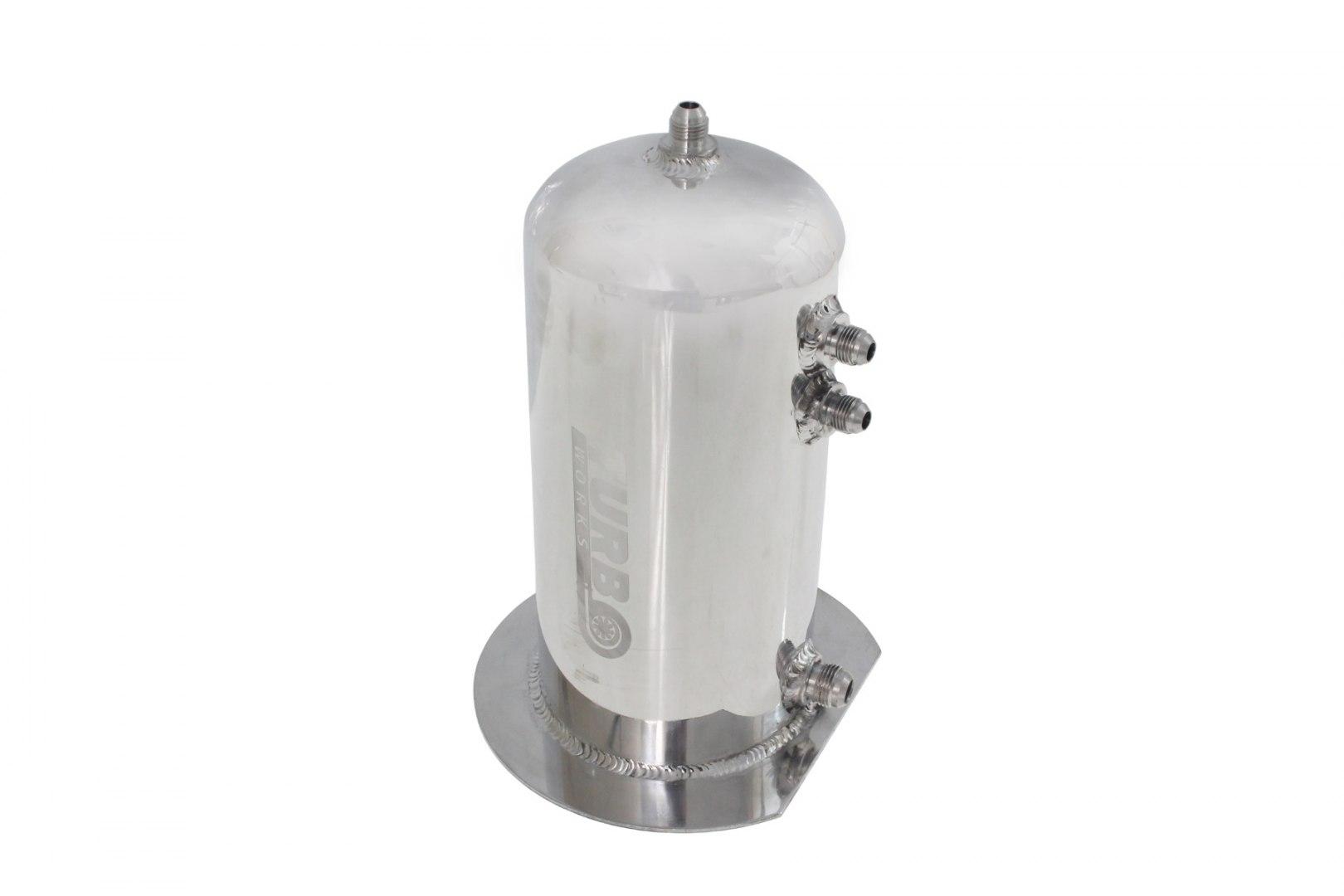 Zbiornik Paliwa TurboWorks 2,5L Swirl Pot typ2 - GRUBYGARAGE - Sklep Tuningowy